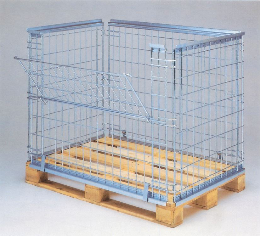 Rollcontainers Roll Cages And Trolleys For Materials Handling